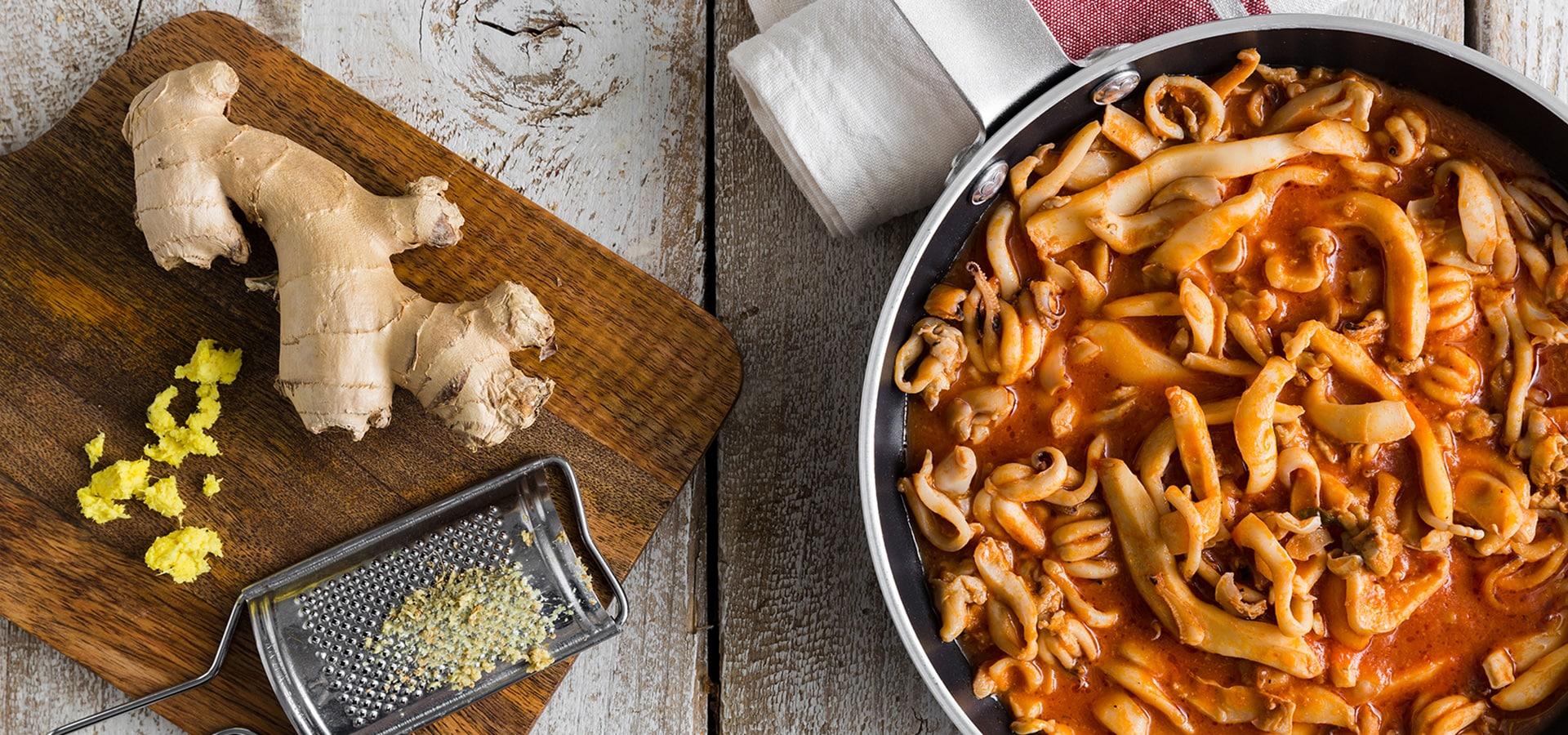 Come cucinare lo zenzero propriet usi e ricette come for Cucinare zenzero