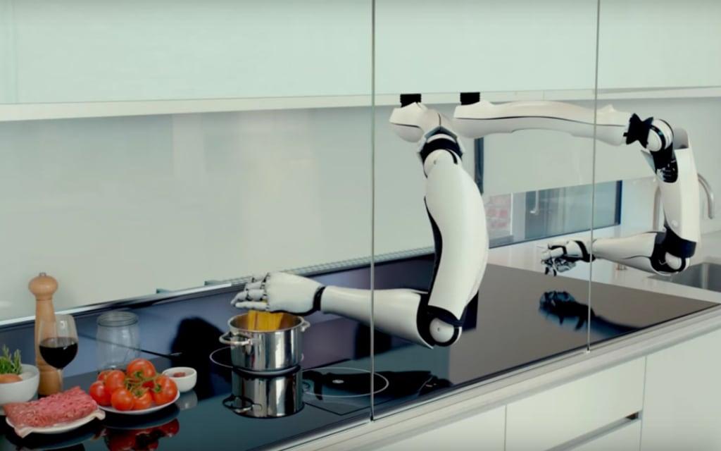 E se lo chef in cucina fosse un robot? - Cucchiaio d\'Argento