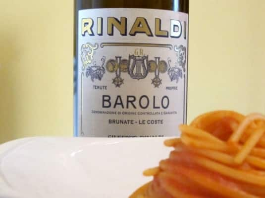 Barolo Brunate 2005 Docg Barolo Brunate le Coste