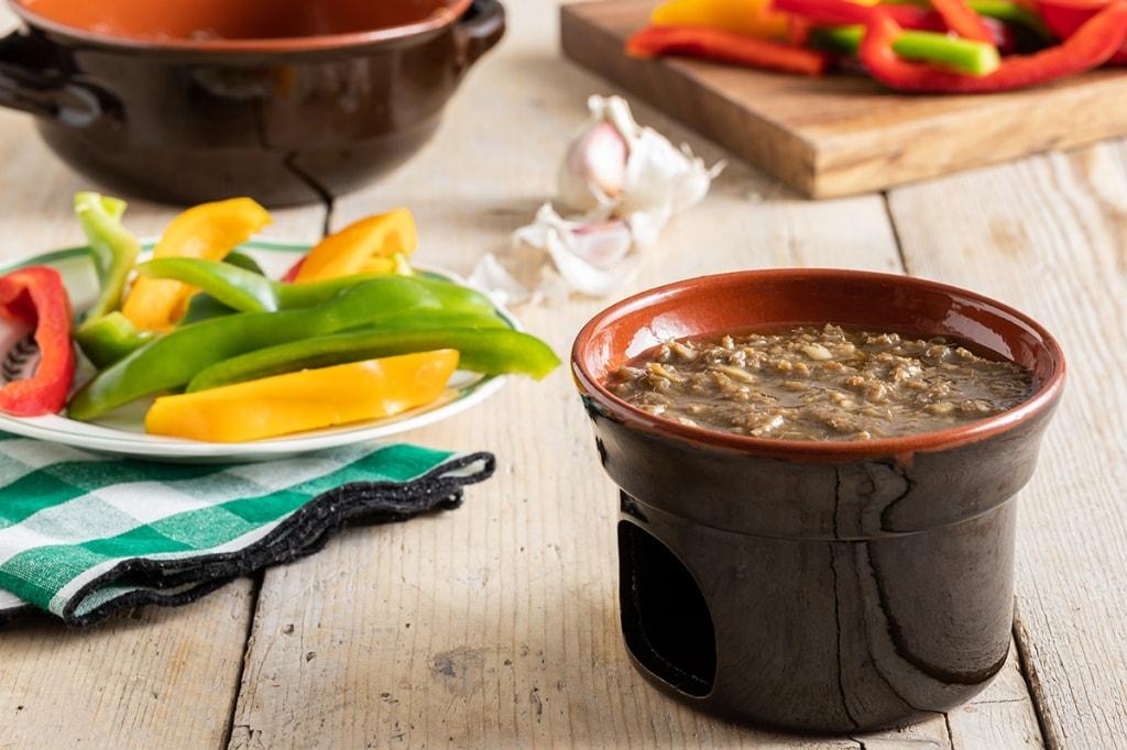 Ricetta Bagna Cauda - Cucchiaio d\'Argento