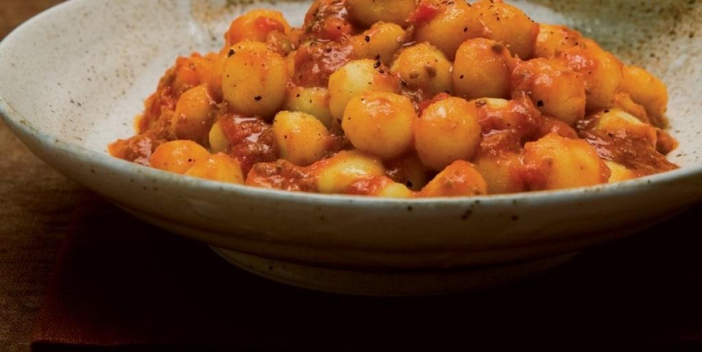 ricetta gnocchi di patate - cucchiaio d'argento - Come Cucinare Gli Gnocchi Di Patate