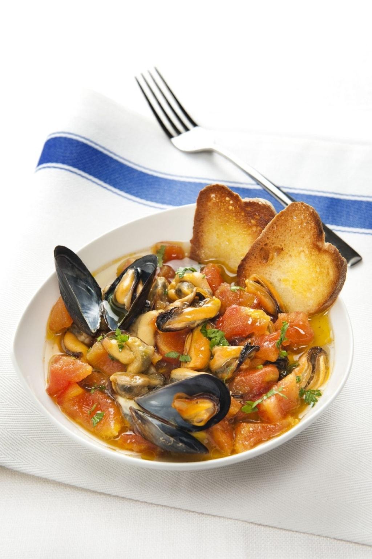 Ricetta Zuppa Di Cozze Cucchiaio D Argento