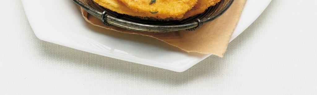 Ricetta Cotolette di sedano rapa - Cucchiaio d'Argento