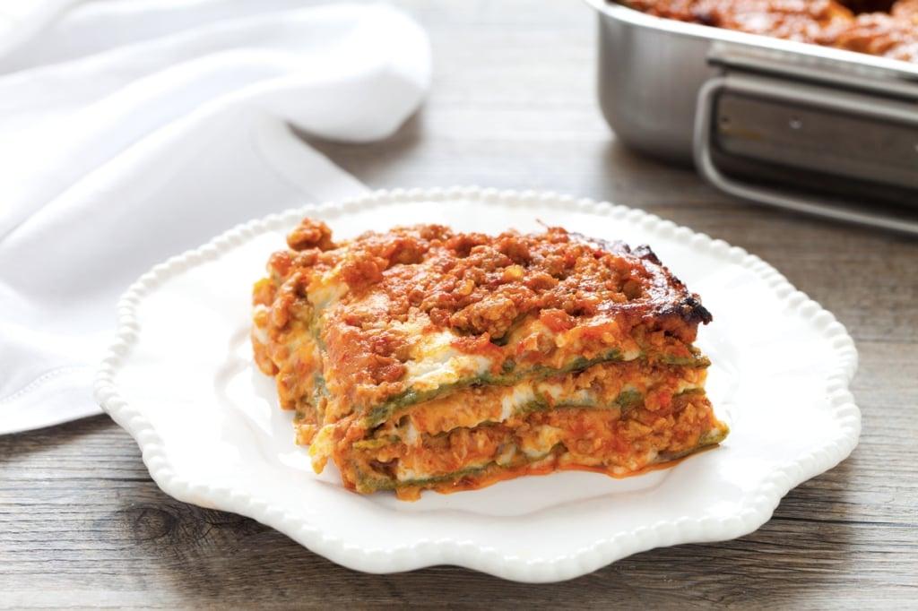 Ricetta Lasagne Verdi Alla Bolognese.Ricetta Lasagne Alla Bolognese Cucchiaio D Argento