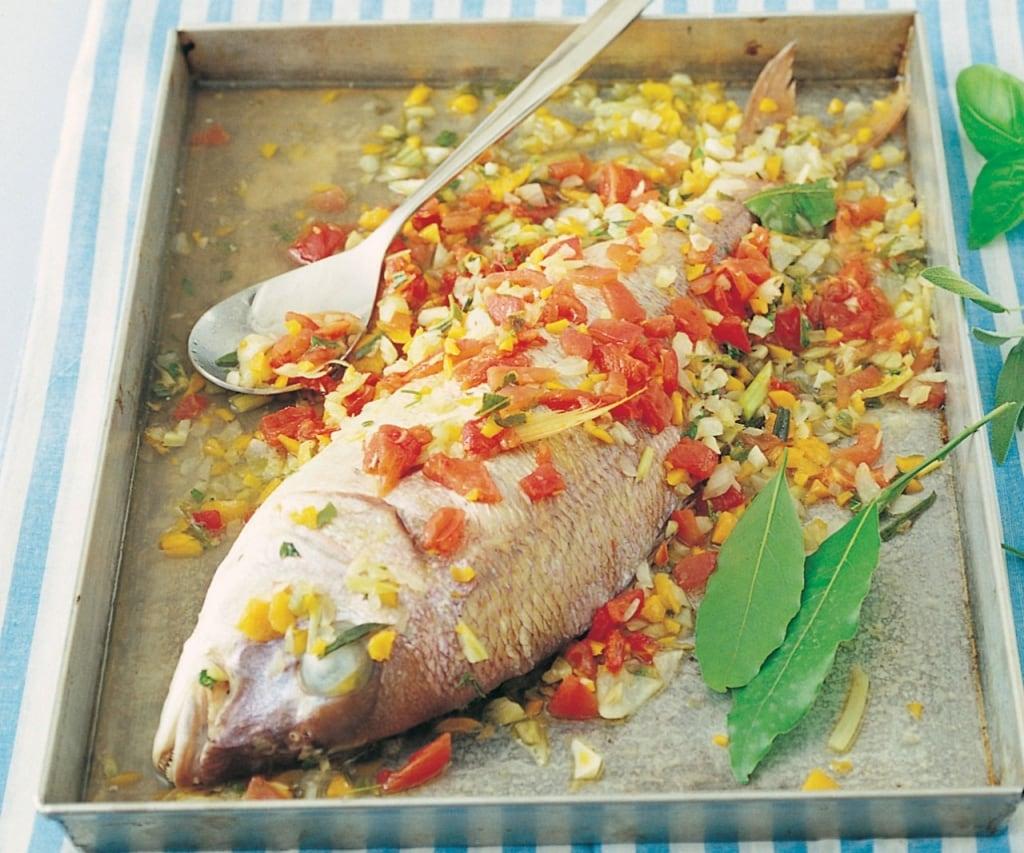 Ricette pesce fragolino