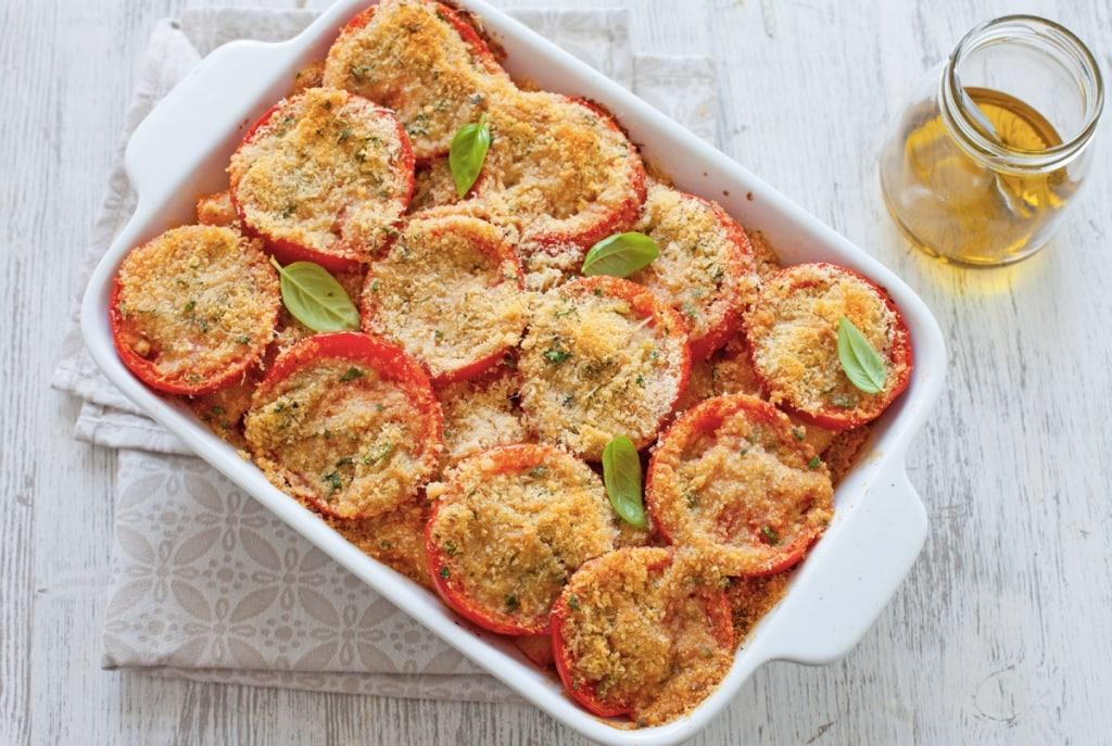 Ricetta pasta e pomodori al forno cucchiaio d 39 argento for Ricette culinarie