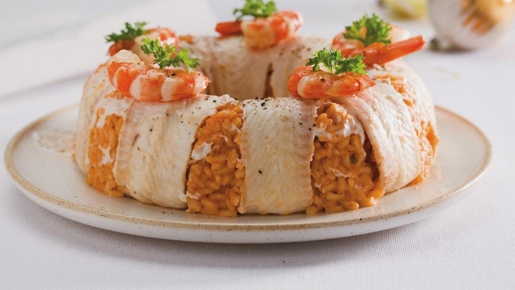 Ricette di cucina timballo di riso