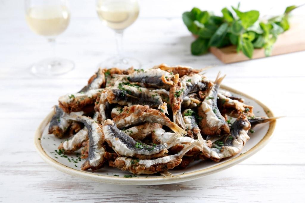 Ricetta Sardine Ripiene Cucchiaio D Argento
