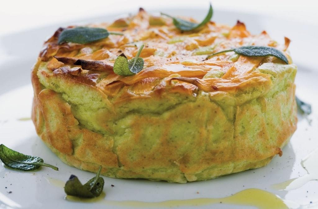 Ricetta Ricotta Patate.Ricetta Sformatino Di Ricotta Patate E Salvia Cucchiaio D Argento
