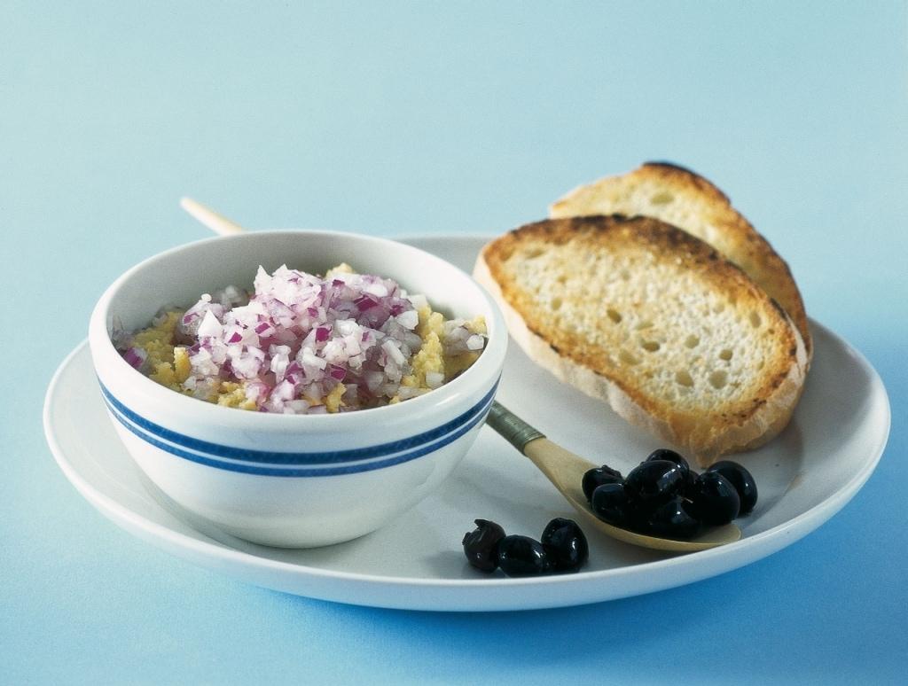 Ricetta taramosalada grecia cucchiaio d 39 argento - Al ta cucina ricette ...
