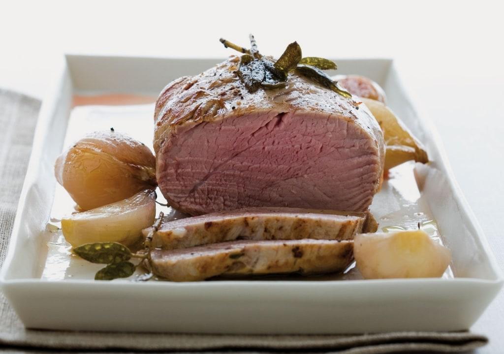 Ricette con carne di vitello al forno