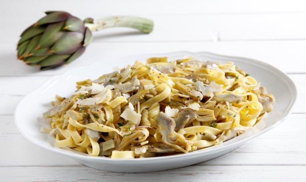 Ricette primi piatti pasta con i carciofi