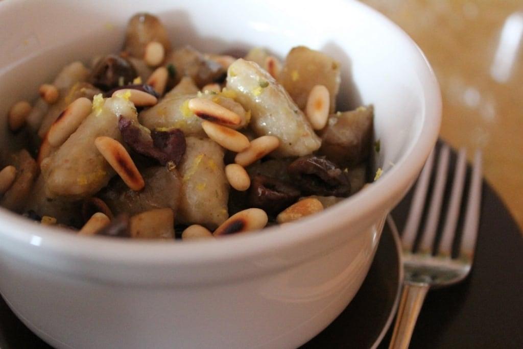 La cucina italiana ricette con topinambur