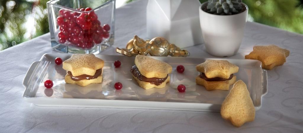 Top Ricetta Biscotti farciti al cioccolato - Cucchiaio d'Argento YV42