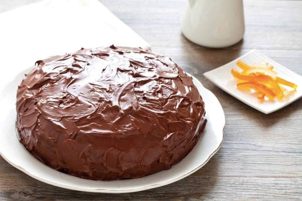 Ricetta crema al cioccolato per torte bimby