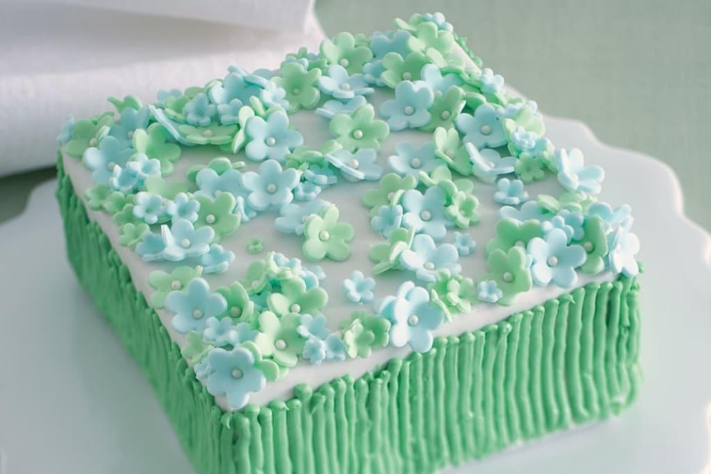Cake Design Ricette Torte : Ricetta Torta di compleanno cake design - Cucchiaio d Argento
