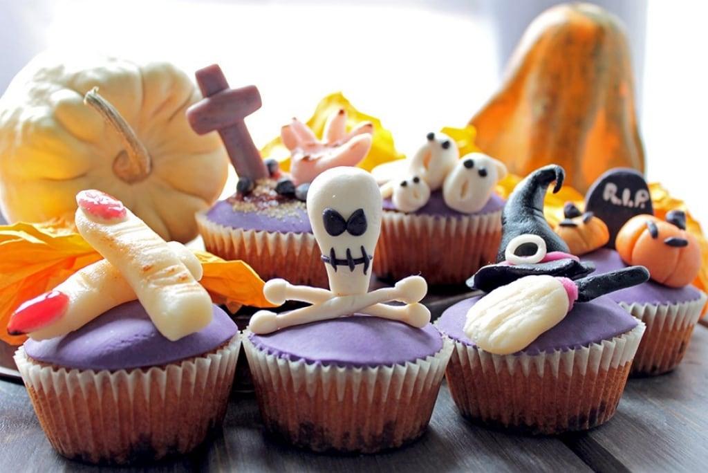 Ricetta Cupcake di Halloween - Cucchiaio d Argento 2f9c1630b664