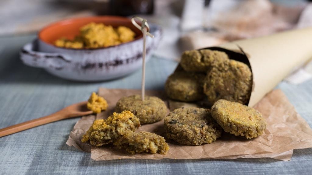 Ricetta tortino o polpette di lenticchie