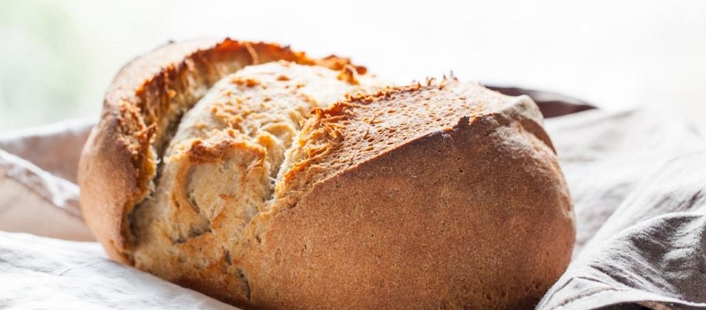 Ricetta Pane Fatto In Casa Farine Di Grano Duro