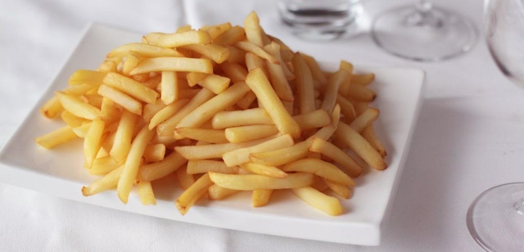 Cucina Anni 30 : Ricetta patate fritte cucchiaio d argento