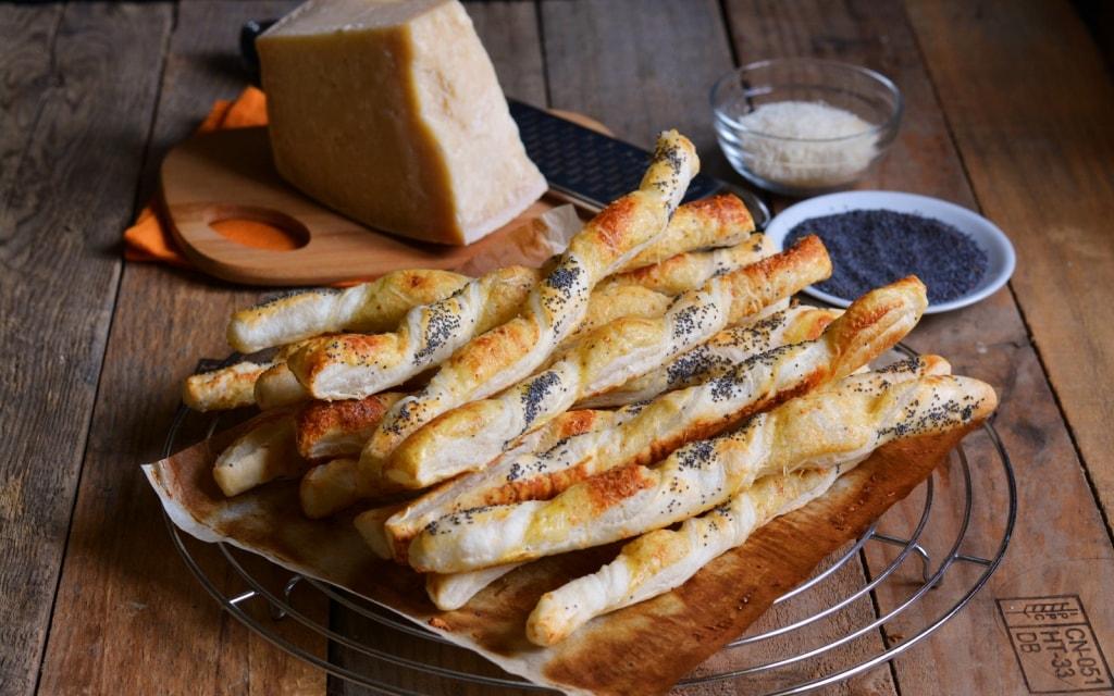ricetta stuzzichini al formaggio e paprika dolce