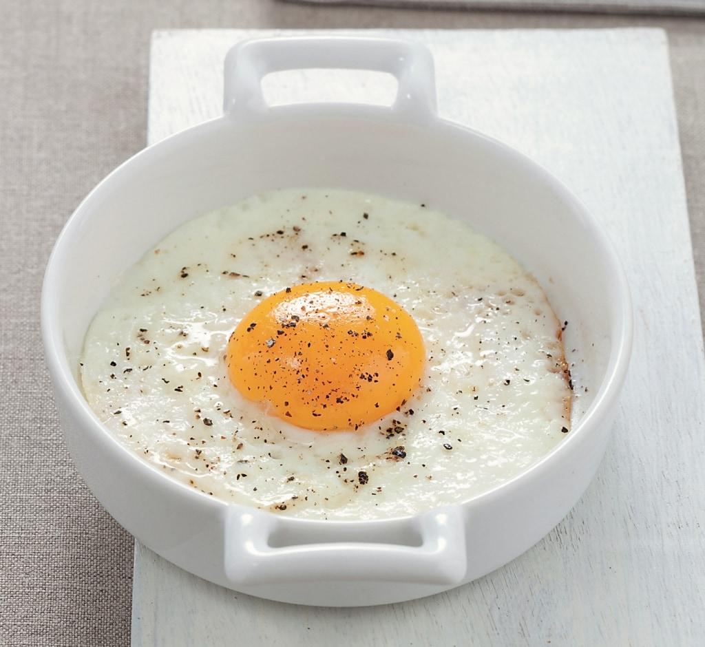 Risultati immagini per uovo al tegamino