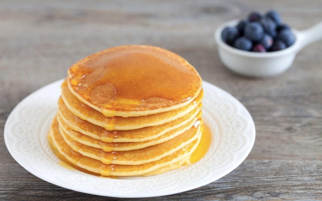 Ricetta Pancake Originali Americani.Ricetta Pancake Con Il Bimby Cucchiaio D Argento