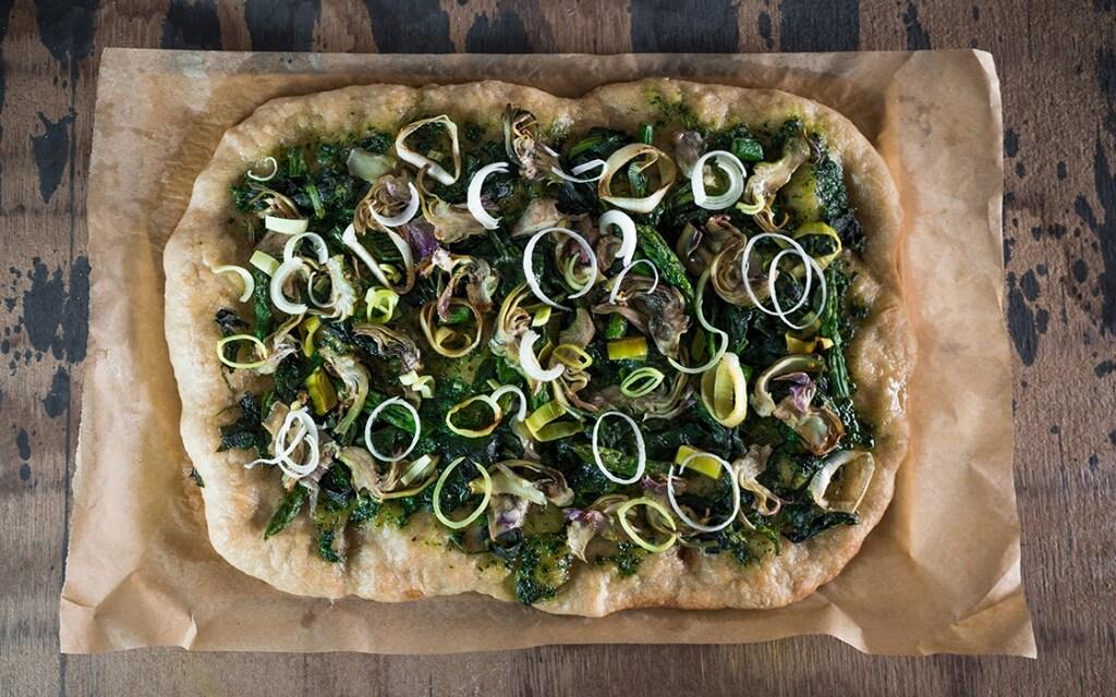 Ricetta Impasto Pizza Vegana.Ricetta Pizza Vegana Cucchiaio D Argento