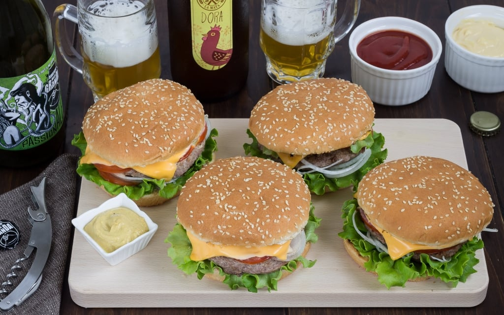 Ricetta hamburger cucchiaio d argento