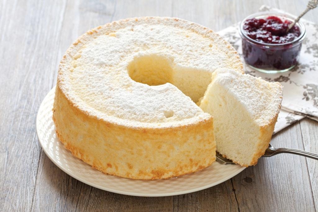 Angel Cake Ricetta Originale
