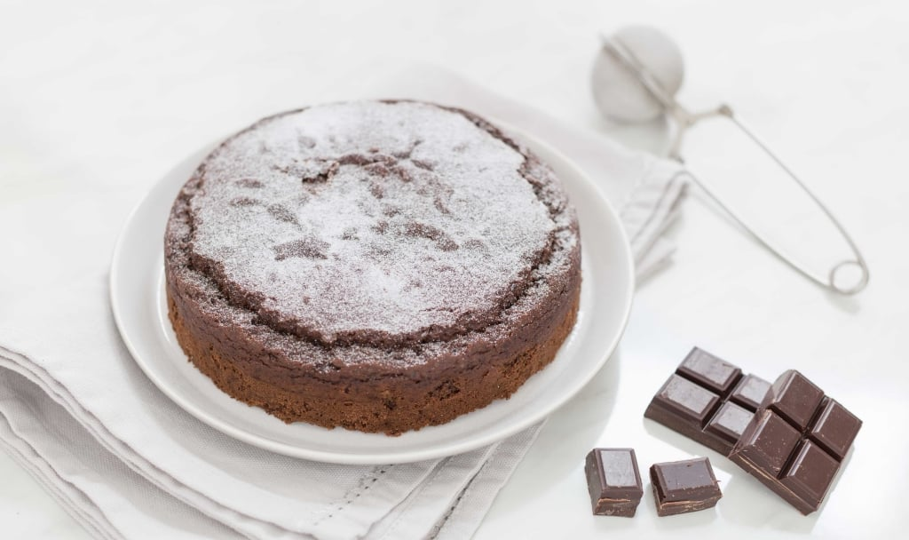 Ricette di torte al cioccolato senza glutine