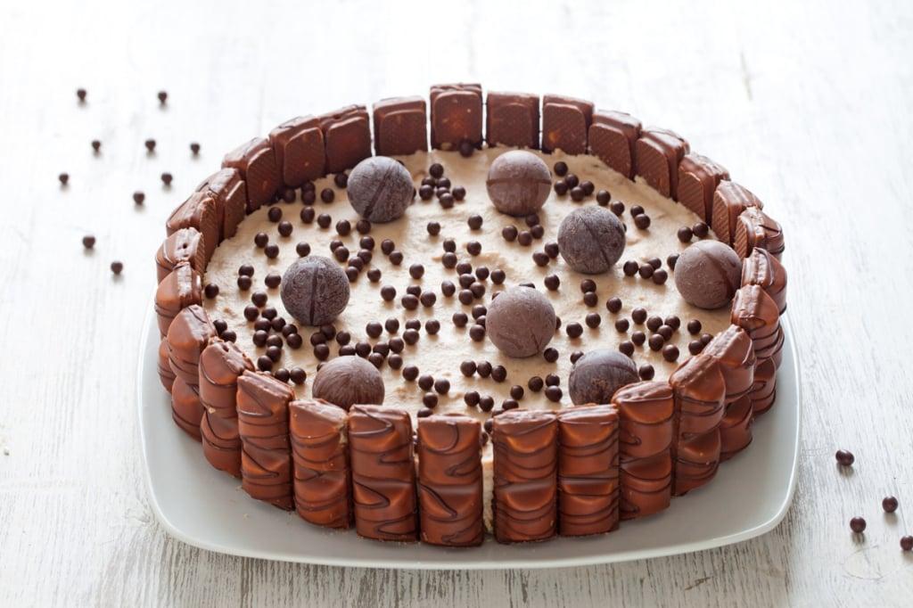 Ricetta torta kinder bueno con foto