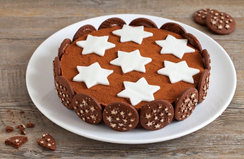 Ricetta torta pan di stelle cucchiaio d 39 argento for Ricette di torte