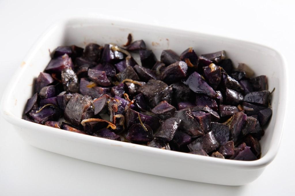 Patate a pasta viola ricette