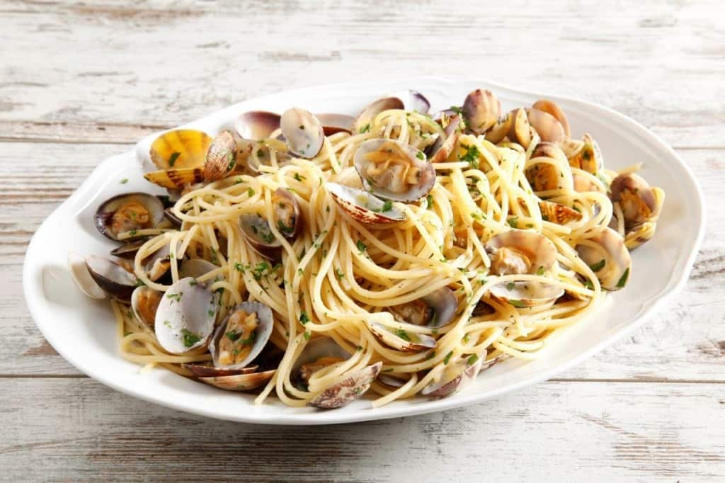 Ricetta spaghetti alla vongole