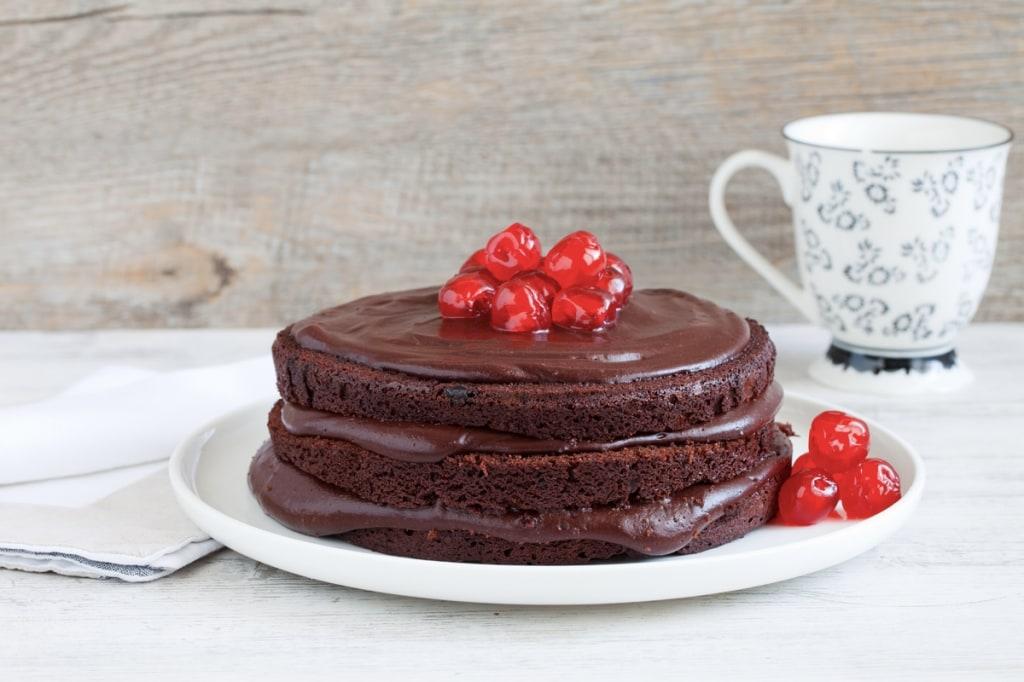 Ricetta torta al cacao paneangeli