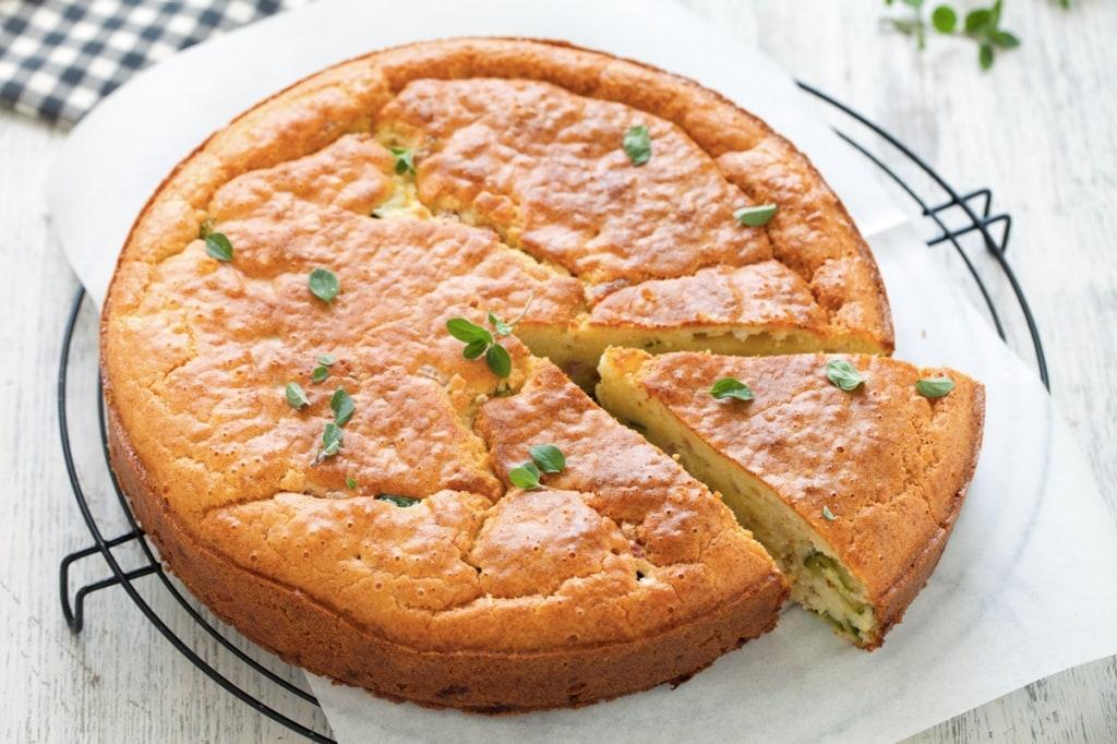 Ricetta torta di compleanno salata