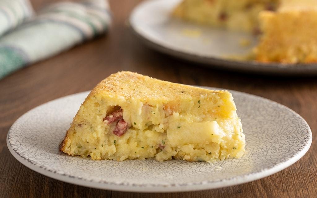 Ricetta Della Pizza Di Patate.Ricetta Gateau Di Patate Cucchiaio D Argento