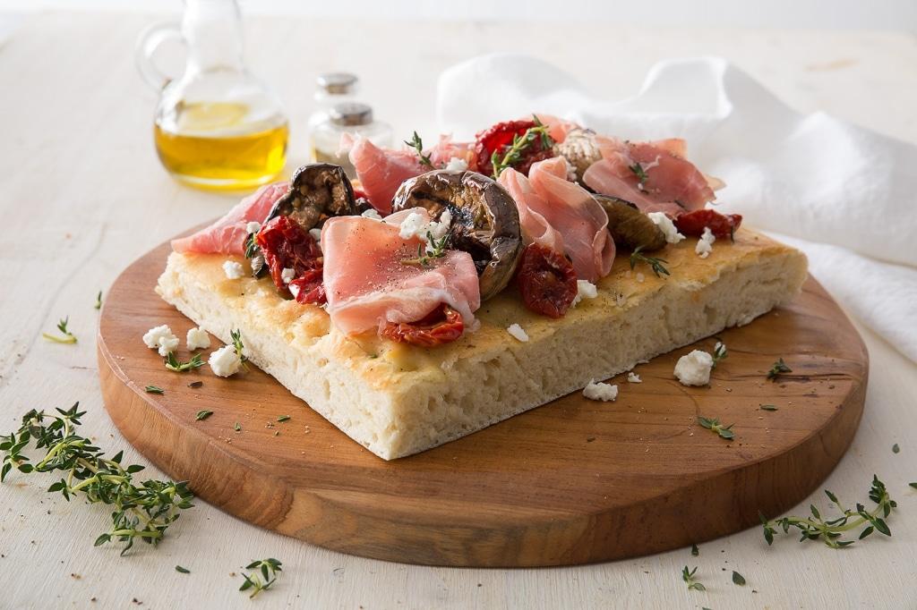 Ricetta focaccia gourmet cucchiaio d 39 argento - Cucina gourmet ricette ...