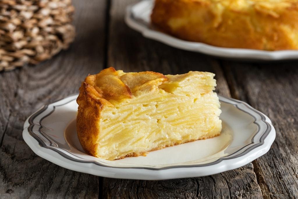 Per fare la torta di mele