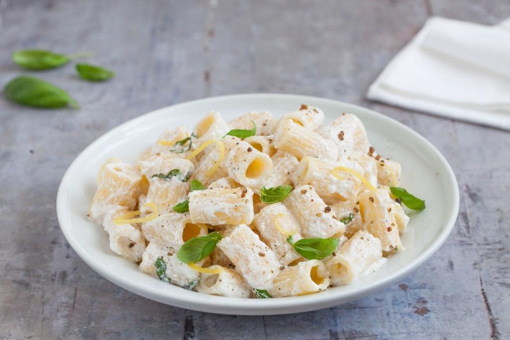 Ricetta pasta con la ricotta cucchiaio d 39 argento for Ricette con la pasta