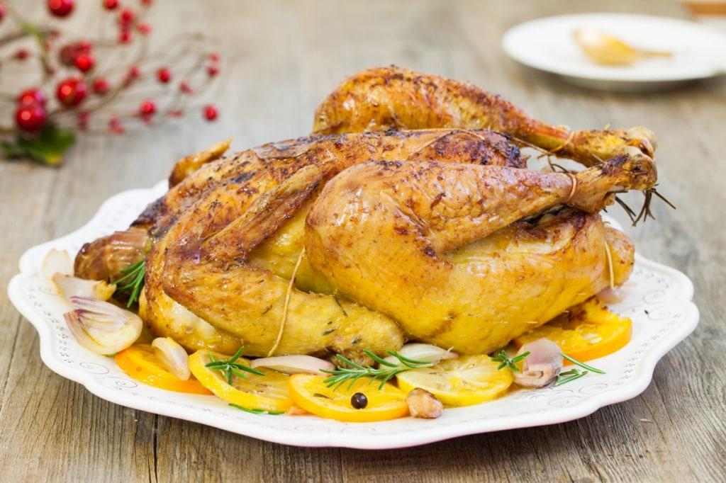 Ricetta cappone al forno agli agrumi cucchiaio d 39 argento for Cappone ricette cucina italiana