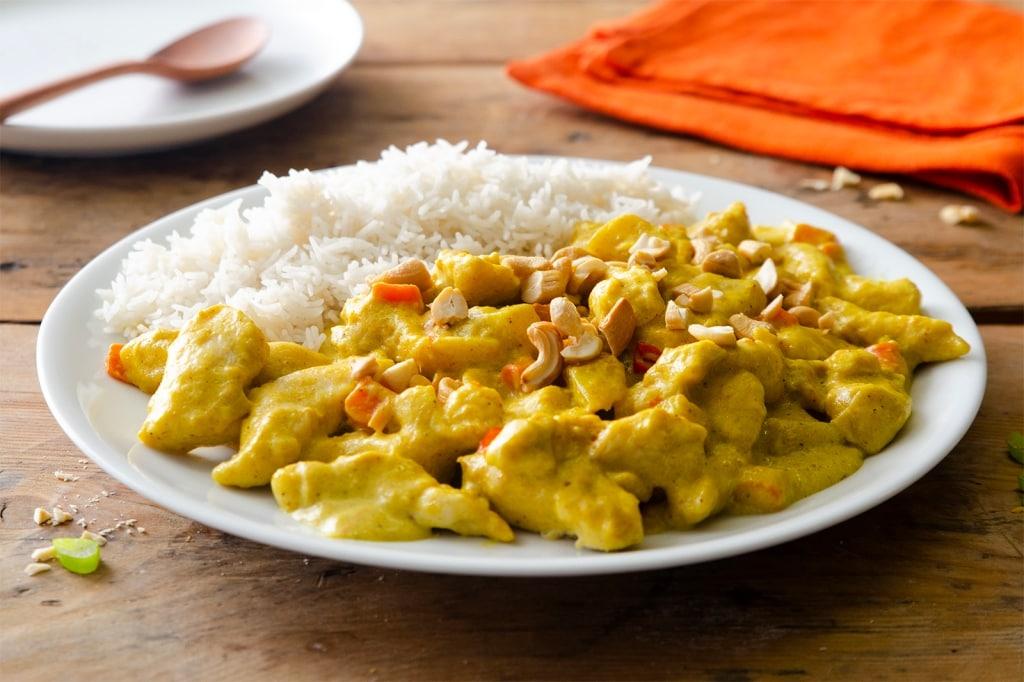 5 2 ricette dietetiche al curry di verdure