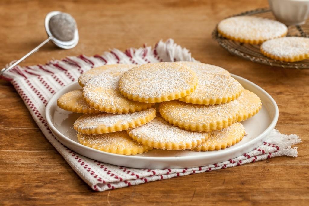 Ricetta Biscotti Al Burro Per Celiaci.Ricetta Biscotti Senza Burro Cucchiaio D Argento