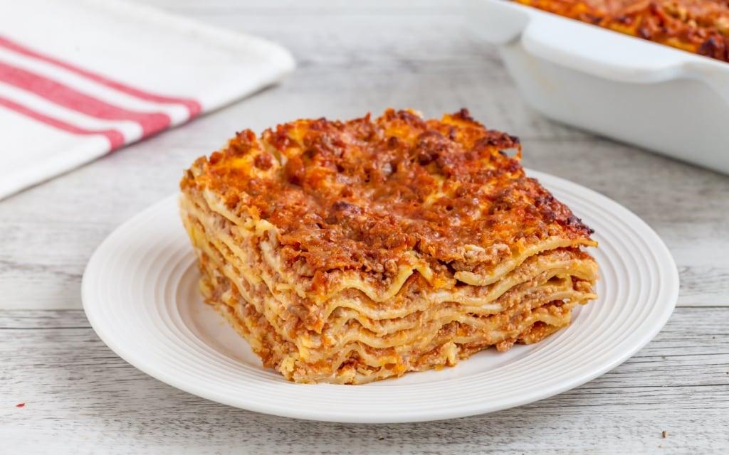 Ricetta Lasagne Senza Besciamella Cucchiaio D Argento