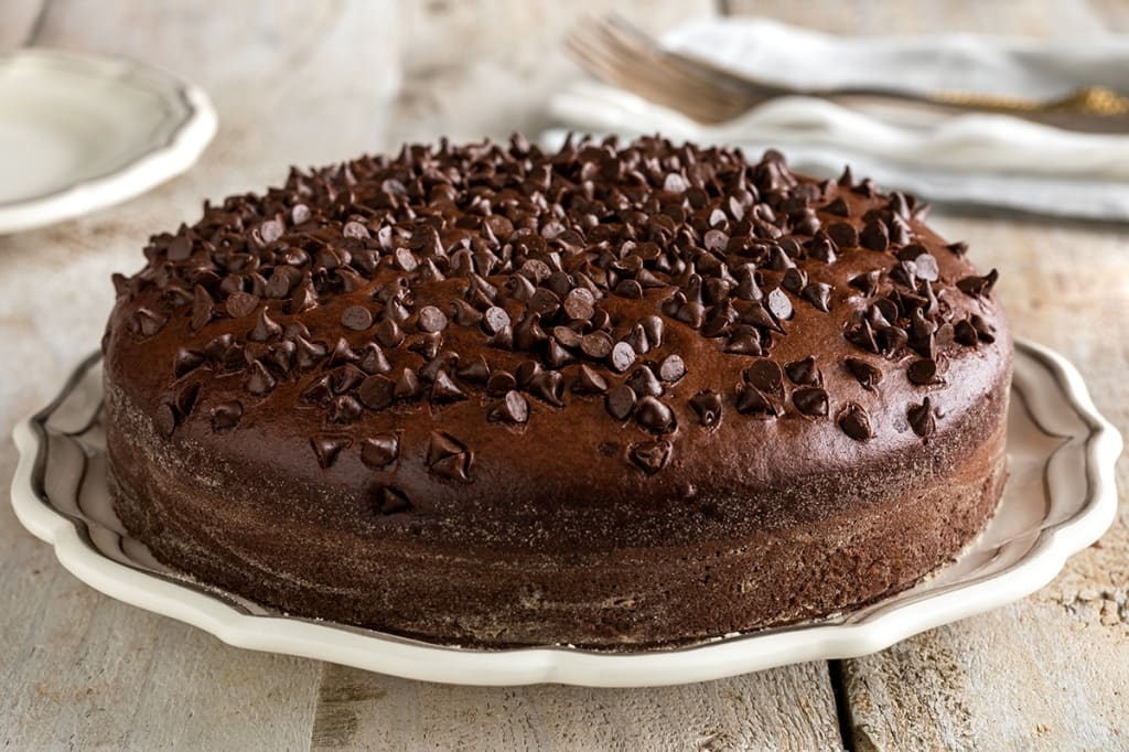 Ricette Torta Al Cioccolato Veloce.Ricetta Torta Al Cioccolato Senza Uova Cucchiaio D Argento
