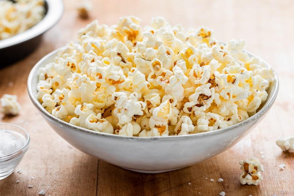 Ricetta Pop corn - Cucchiaio d'Argento