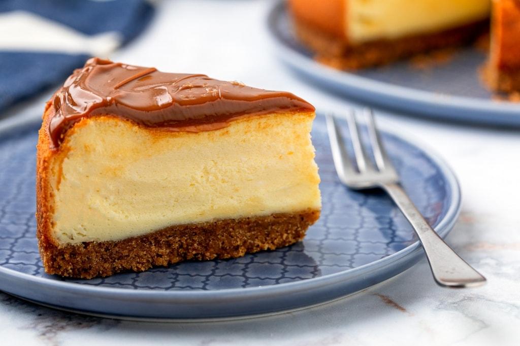 Ricetta Cheesecake Cotta.Ricetta Cheesecake Cotta Alla Ricotta Cucchiaio D Argento
