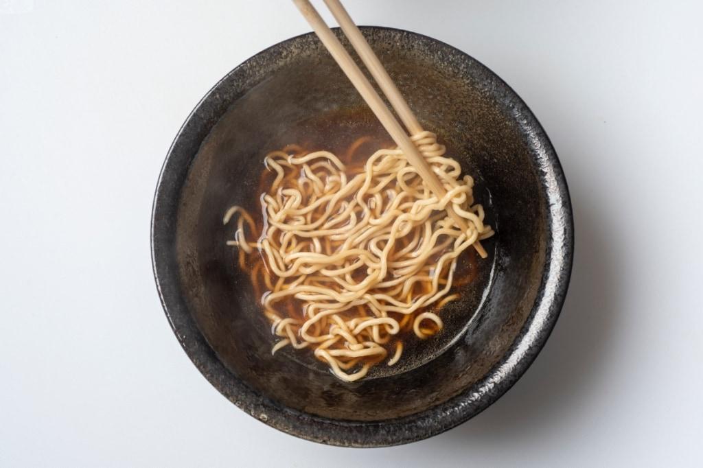 Ricetta Noodles Fatti In Casa.Ricetta Noodles Fatti In Casa Cucchiaio D Argento