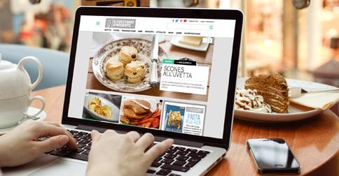 Cucchiaio d'Argento - Le ricette del Cucchiaio d'Argento, i ristoranti, i prodotti e gli itinerari del gusto